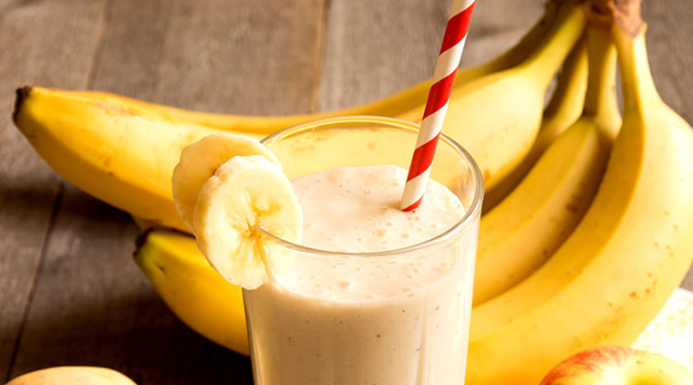 Banana Smoothie  image