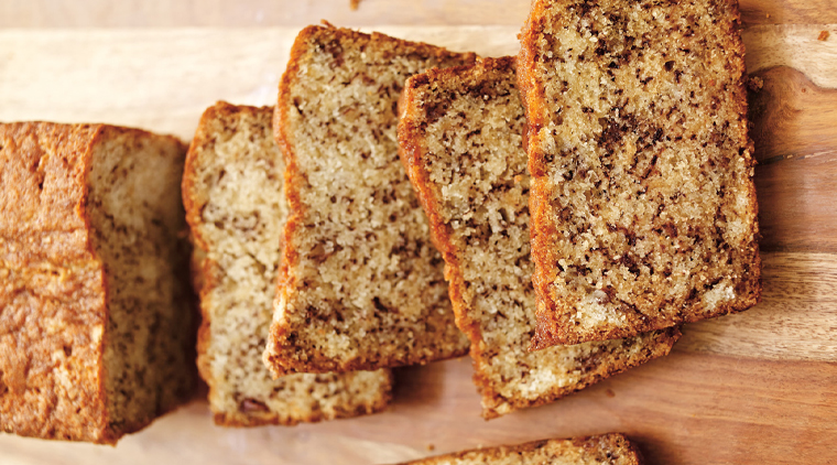 Coconut Banana Bread image