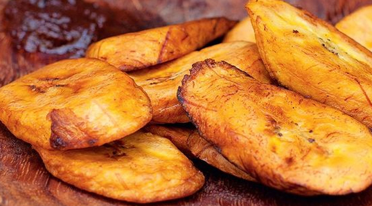 Fried Plantains image