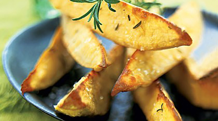 Herb Roasted Potatoes image