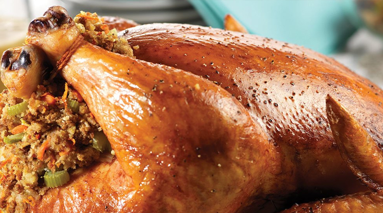 Roast Stuffed Chicken image