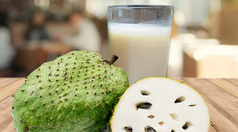 Soursop (Milk Version) image