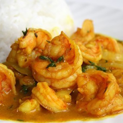 Curry Shrimp image